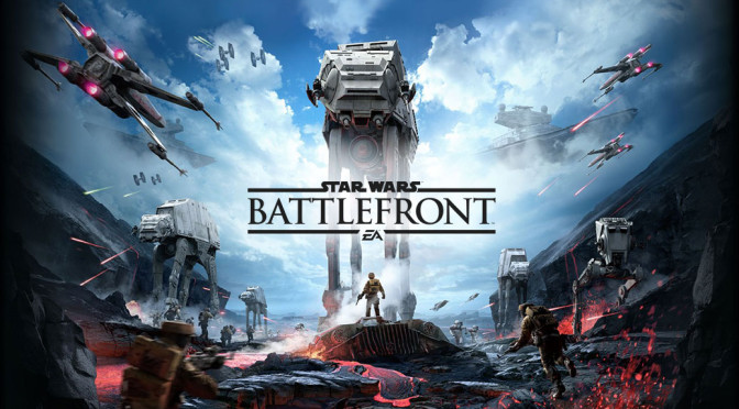 Battlefront Trailer Released