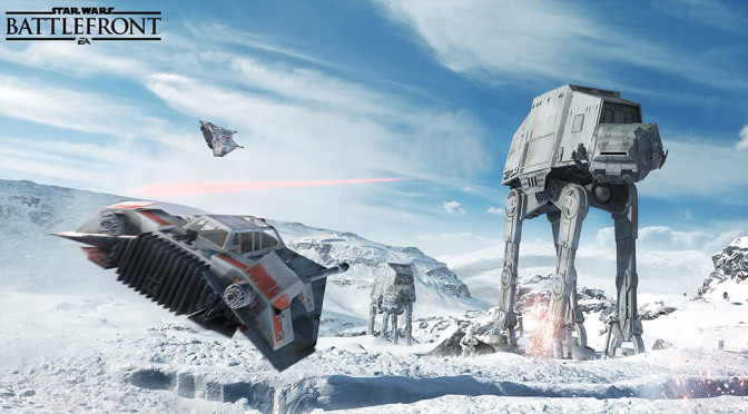 Battlefront Gameplay Revealed