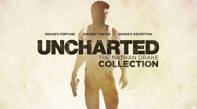 Uncharted HD Collection PS4